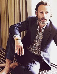 Andrew Lincoln (Walking Dead, Love Actually)