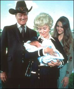 Dallas JR, Patricia, Kristen and John Ross