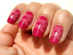 I want to try this too - another nailside mani