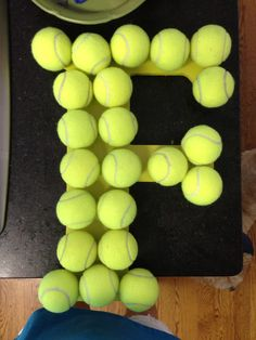 Tennis party by Tracey Pred