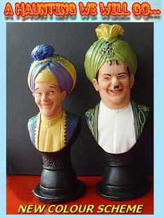 BUY: Laurel and Hardy A Haunting We Will Go BUSTS