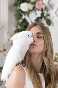 First look: #MulberrySS14 campaign star Cara Delevingne with a rather charming co-star! The Mulberry Spring Summer 2014 campaign launches soon…
