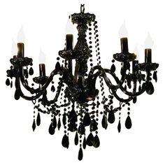 dCOR design Gothic 8 Light Chandelier