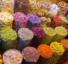 The Dubai Guide: The Gold & Spice Souks