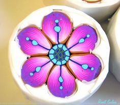 Ronit Golan - Polymer Clay Joy - Inspire to Create: New Polymer Clay Flower Canes Update