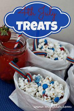 4th july treats