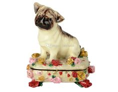 Dog Giftwares Animal Wholesale Trinket Box Pewter Jewel Box Ornament With Inlaid Crystal Pewter Enamel Shopping For Home Decor Small House Interior Design From Jiayouco, $19.1| Dhgate.Com
