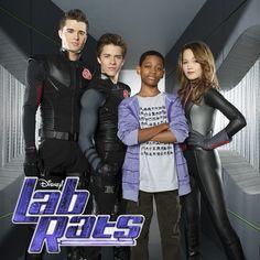 Lab Rats got renewed for a fourth season!