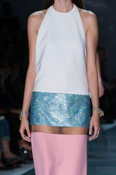 Versace Spring 2015 RTW.