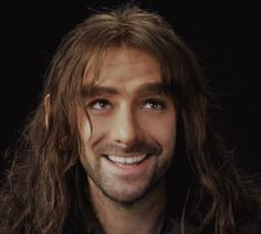 The whole little urm... Thing of photographs I just posted of Kili and the Elf, I had such a hard time posting because I was fangirling way to hard.
