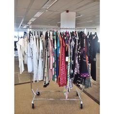 Dont leave these babies hanging!! Final hours of the #TNC #MEGA #SUMMER #SALE open tot 20.00 @locatellikade 1 14e verdieping #thenextcloset #designer #resale #amsterdamzuid