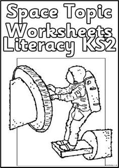 Space Theme teaching resources for and Children. Including worksheets, display materials and ideas for Space Topic Activities FREE English Teaching Resources, Primary Teaching, Primary Education, Teaching Science, Ks2 Science, Science Lessons, Science Space, Solar System Worksheets, Literacy Worksheets