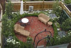 Patio Small Garden Design Ideas, Pictures, Remodel, and Decor - page 4
