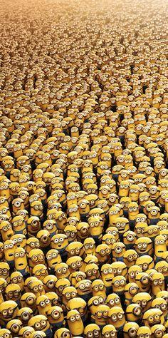 One a minion, two a minion, three a minion! I want all the minions!