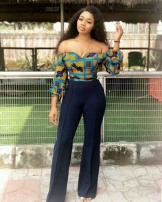 25 Styles You Can Create With 2 Yards Of Fabric – Stampe Africane Box Latest Ankara Dresses, Ankara Dress Styles, Ankara Gowns, Ankara Blouse, Blouse Styles, Ankara Styles For Women, Beautiful Ankara Styles, Latest Ankara Styles, African Attire