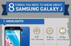 Samsung Galaxy J: 8 Things You Need to Know uCollectInfographics