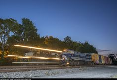 RailPictures.Net Photo: 1070 Norfolk Southern EMD SD70ACe at Atlanta, Georgia by Norfolk Southern Corp