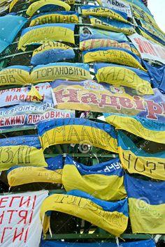 Euromaidan. Kyiv. Ukraine.