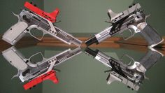 CZ Model 75 IPSC Race Guns