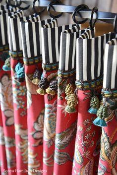 A Bold Fabric Combin