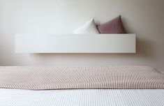 Bed Pillows, Pillow Cases, Shelves, Home, Pillows, Shelving, Ad Home, Shelving Units, Homes