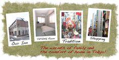 Family Inn Saiko. Budget family friendly inn in Tokyo. Non-smoking, a major plus. Traditional tatami rooms.