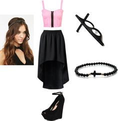"""""""Untitled #3"""" by abbythomas on Polyvore"""