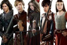 Narnia: The Last Battle Photo: narnia Peter Pevensie, Lucy Pevensie, Susan Pevensie, Edmund Pevensie, Narnia Cast, Narnia 3, Narnia The Last Battle, Narnia Prince Caspian, Narnia Movies
