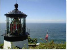 Cape Meares State Park in Tillamook, OR