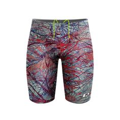 THOUGHT EN ROUGE DEUX JAMMER #QSwimwear