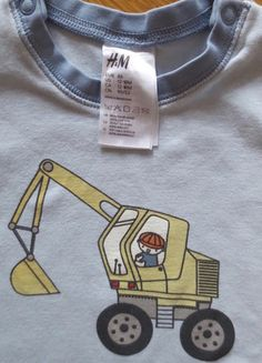 Kaufe meinen Artikel bei #Mamikreisel http://www.mamikreisel.de/kleidung-fur-jungs/t-shirts/26124949-shirt-langarmshirt-von-hm-gr-86-top-zustand