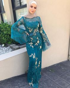 Hijab Fashionista, Couture Dresses, Modest Fashion, African Fashion, Evening Gowns, Elegant, Formal Dresses, Casual, Aso Ebi