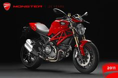 25 Year Anniversary of the Ducati Monster | Return of the Cafe Racers
