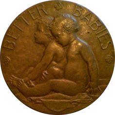 Better Babies by Laura Gardin Fraser (1913)