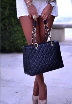 Chanel - bolsos - moda - complementos - bag - fashion - accessories http://yourbagyourlife.com/ Love Your Bag.