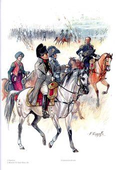 Napoleon Waterloo 1815