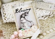 Sizzix Die Cutting Inspiration | Pretty Little Packages by Melissa Phillips