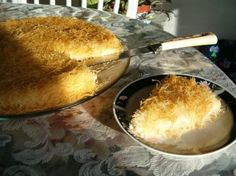 Kunafa The Traditionally Egyptian Desert Recipe. My favorite!