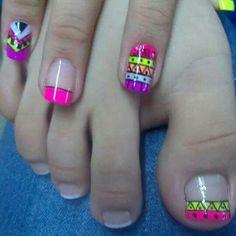 Attractive Looking Nails with Solar Nails Acrylic Nail Art, Toe Nail Art, Toe Nails, Wild Nail Designs, Toe Nail Designs, Anchor Nails, Solar Nails, Spring Nails, Nail Tips