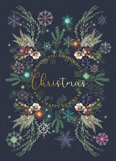 Merry Christmas 2019 - Best Christmas Wishes, Images, Quotes & Amazing Pictures Merry Christmas Quotes Wishing You A, Merry Christmas Wishes, Noel Christmas, Merry Christmas And Happy New Year, Vintage Christmas Cards, Christmas Greetings, Winter Christmas, Holiday Cards, Christmas Wishes Quotes