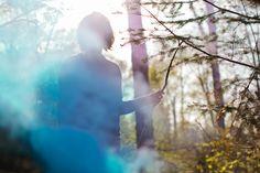 Colorful, smoky photos by Carson Davis Brown
