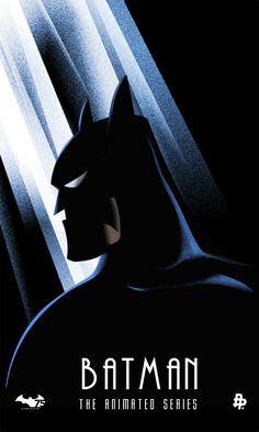 Batman The Animated Series - Rodolfo Reyes