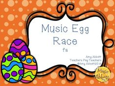 Music Egg Race Game: fa