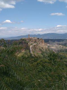 Civita di Bagnoregio, Lazio, Italy, la città che muore