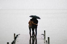 It's raining, it's pouring.