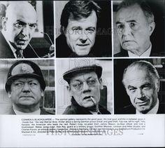 James Mason, Aldo Ray, Gunther Meisner, Charles Korvin Photo measures 9 x 8 in.