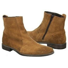 Giorgio Brutini Men's 17574 Boot Giorgio Brutini. $79.94. Suede upper with slightly burnished toe and heel for vintage-inspired style. Leather lining and padded footbed for moisture-wicking comfort and cushioning. Step off the slopes in chic apres-ski style with these classic men's suede ankle boots.. Textured synthetic sole with stacked heel for durability and traction. unknown. Side zip closure and heel pull tab for easy on/off