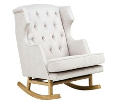 Bordeaux Rocking Chair by Hobbe $625