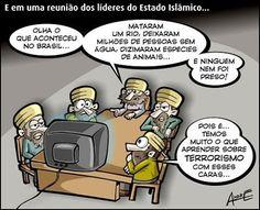 Terrorismo no brasil precisa?