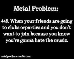 Metal Problem #448 - Dead On!